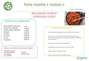 thumbnail of bolognaise-de-boeuf-charolais